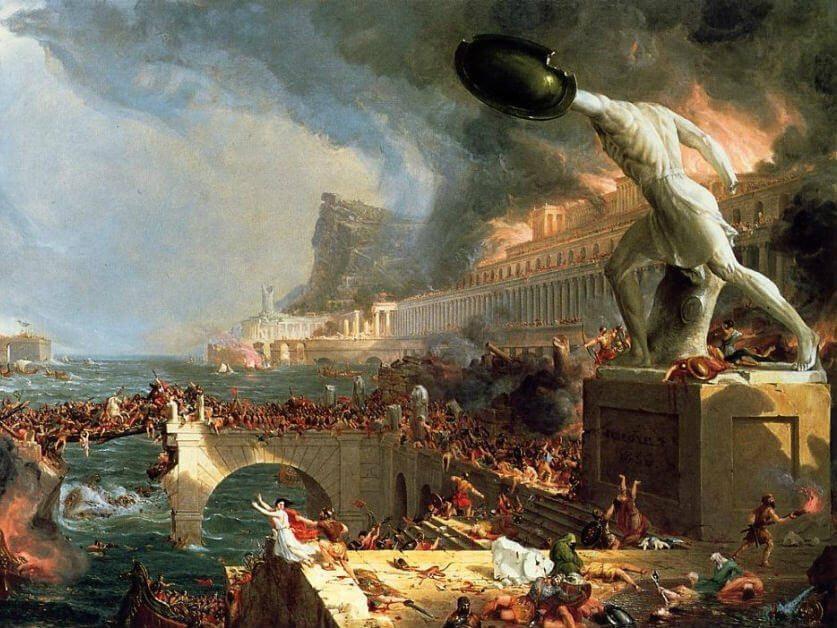 Экскурсия античный рим