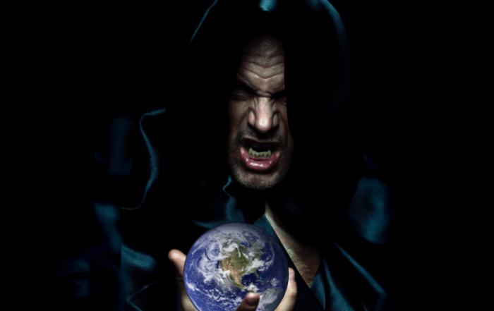 Satan - (g)od of This World