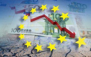 El desplome del Euro