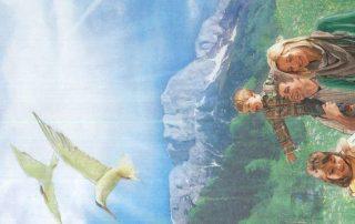Watchtower subliminal image