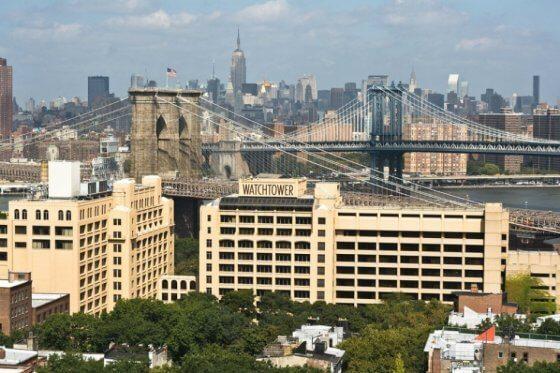 sede de la torre de vigilancia, Brooklyn