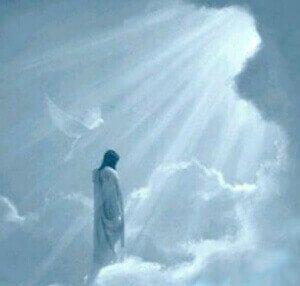 Ježiš vystupujúci do neba