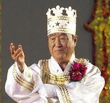 reverend Sun Yung Moon