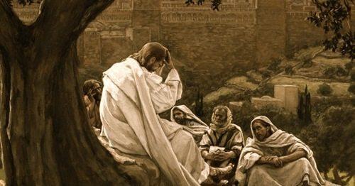 jesus laments