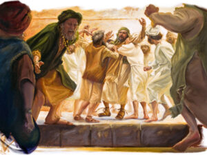 Jehovah's Witnesses and Jeremiah
