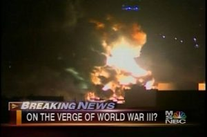breaking news flash WWIII