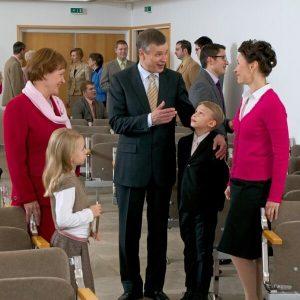 elder counseling in kingdom hall