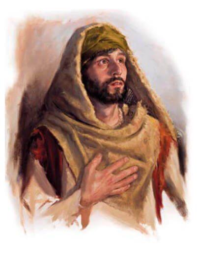 The prophet, Jeremiah