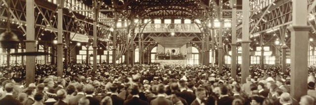 Bible Students convention 1921, Cedar Point