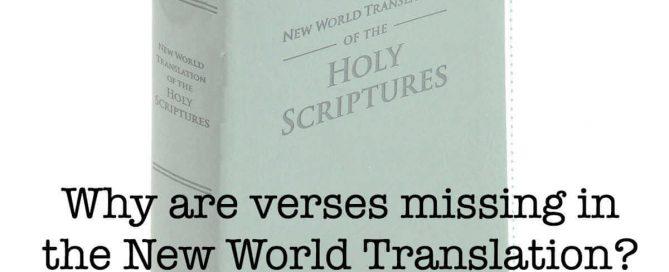 New World translation