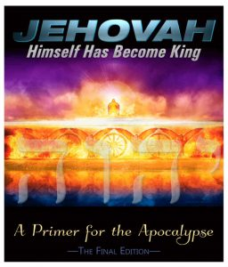 Book cover - Jehovah Himself Has Become King