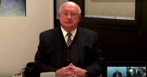 Senior Jehovah's Witness Geoffrey Jackson