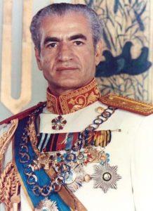 Šah Iránu