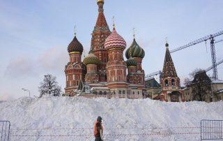 Los testigos de Jehová aparentemente prohibidas en Rusia