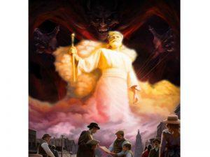 Satan produces a fake parousia