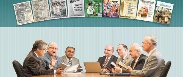 Treffen der leitenden Körperschaft der Zeugen Jehovas