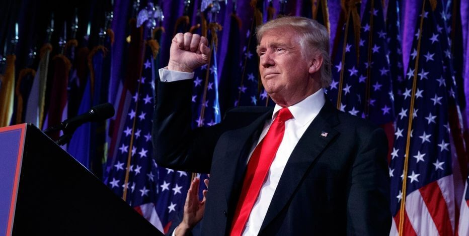 Formannskapet av Donald Trump