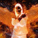Satan, ever posing as an angel of light