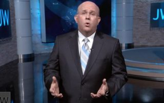Mark Sanderson Governing Body of Jehovahs Witnesses