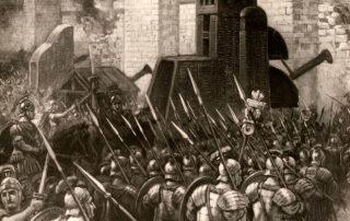 Armies besiege Jerusalem