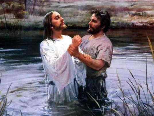 Phép báp têm của Chúa Jêsus