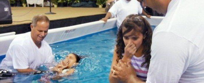 Свидетельство Иеговы о детском крещении