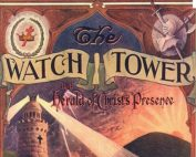 Cover of Zion's Watchtower