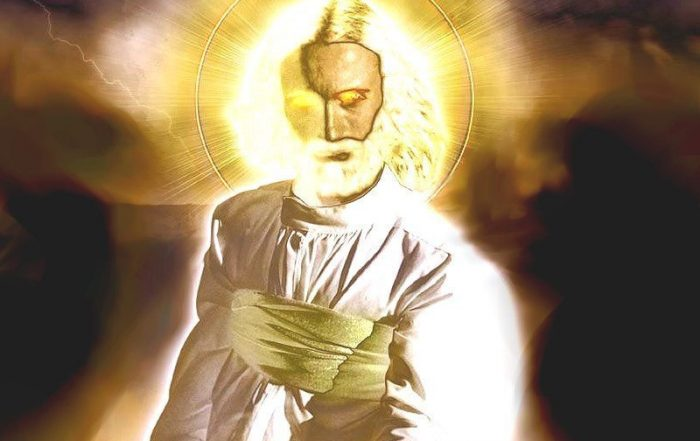 Glorified Christ
