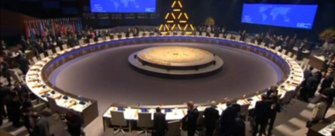 Nuklearer Gipfel in Den Haag 2014