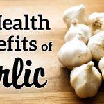 Eat some garlic!