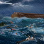 Noah's Flood and Kangaroo Migration