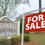 Why so many kingdom halls for sale?