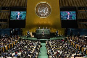 Is the United Nations an 8th King?