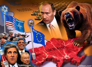 Wachtturm Sagt Dass Russland Der König Des Nordens Ist The